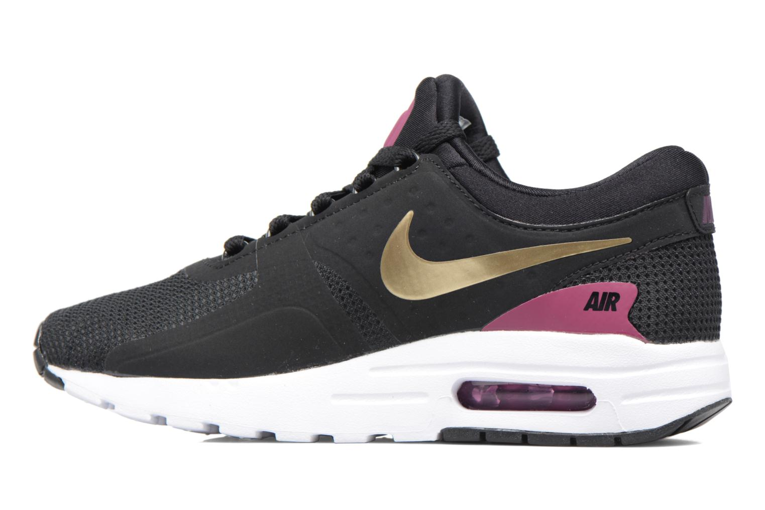Sneakers Nike Nike Air Max Zero Essential (Gs) Nero immagine frontale